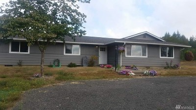 Chehalis Single Family Home For Sale: 152 Haight Rd