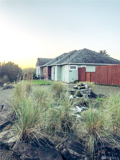 Grays Harbor County Single Family Home For Sale: 2069 S Forrest St