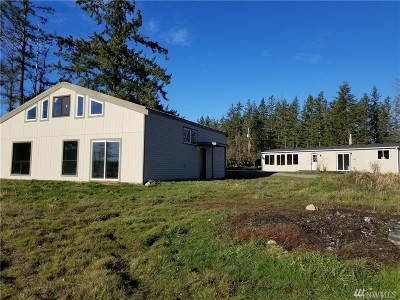 Roy Single Family Home For Sale: 2514 306th St S
