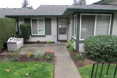 Federal Way Condo/Townhouse For Sale: 509 S 323rd Place #D12
