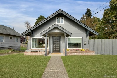 Tacoma Single Family Home For Sale: 4815 N 42nd St