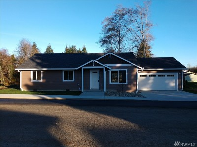 Montesano Single Family Home For Sale: 218 S Satsop St