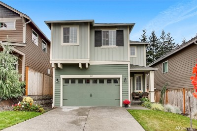 Federal Way Single Family Home For Sale: 3087 S Christy's Crossing Dr