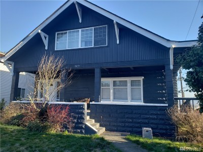 Everett Multi Family Home For Sale: 3631 Wetmore Ave