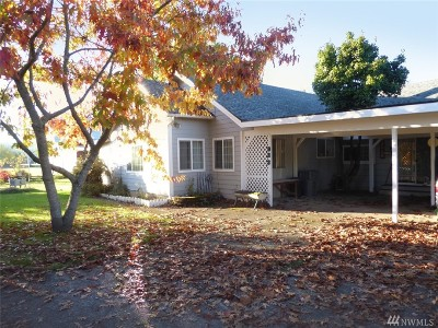 Centralia Single Family Home For Sale: 923 Goodrich Rd