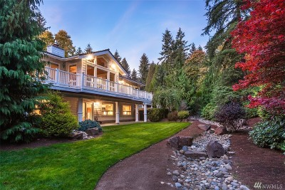 Woodinville Single Family Home For Sale: 15510 NE 160th St