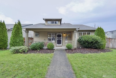 Spanaway Single Family Home For Sale: 18903 18th Ave E