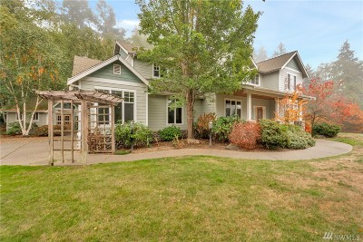Gig Harbor Single Family Home For Sale: 2103 60th Ave NW