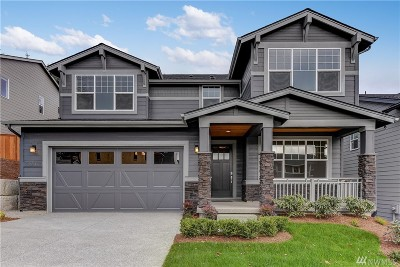 Sammamish Single Family Home For Sale: 23546 SE 45th Place #Lot11