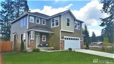 Spanaway Single Family Home For Sale: 20101 61st Av Ct E