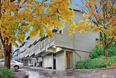 Seattle Condo/Townhouse For Sale: 301 W Raye St #208