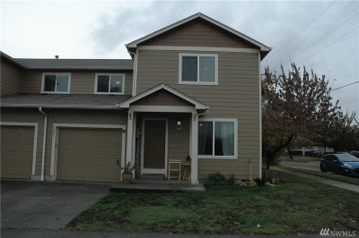 Tumwater Condo/Townhouse For Sale: 6401 Brycen Lane SW #B