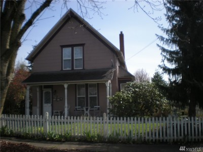 Snohomish Single Family Home For Sale: 301 Ave B #1-2-3