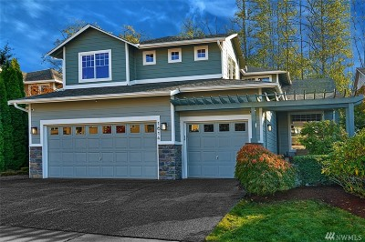 Lynnwood Single Family Home For Sale: 1614 146th St SW