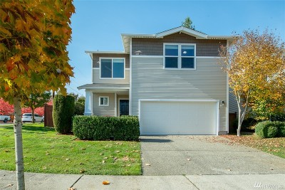 Bothell Single Family Home For Sale: 15528 36th Dr SE