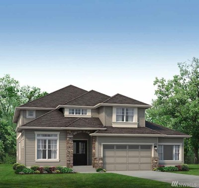 Kirkland Single Family Home For Sale: 13734 NE 133rd Place #Lot12