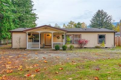 Sedro Woolley Single Family Home Sold: 19945 Parson Creek Rd