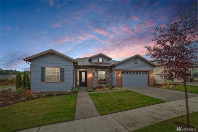 Bonney Lake Single Family Home For Sale: 14203 187th Ave E