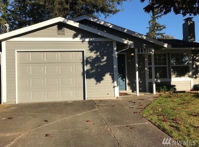 Tacoma Single Family Home For Sale: 9121 E G St