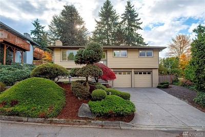 Kirkland Single Family Home For Sale: 10115 NE 116th Place