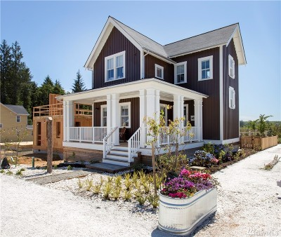 Grays Harbor County Single Family Home For Sale: 7 Blueberry Lane