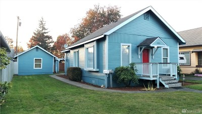 Everett Multi Family Home For Sale: 1822 Rainier Ave