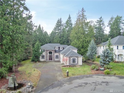 Gig Harbor Single Family Home For Sale: 5110 57th Ave NW