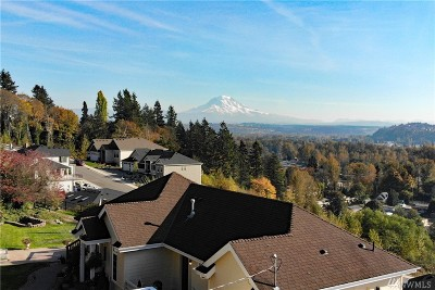 Edgewood Single Family Home For Sale: 5426 Monta Vista Dr E
