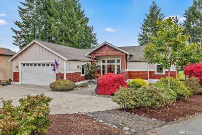 Mason County Single Family Home Pending: 281 E Soderberg Rd