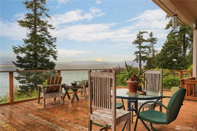 Camano Island Single Family Home For Sale: 528 Maple Grove Rd