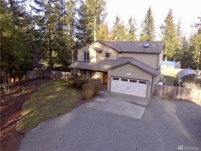 Yelm Single Family Home For Sale: 16008 Lindsay Road SE