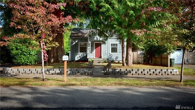 Single Family Home For Sale: 1618 Quince St NE