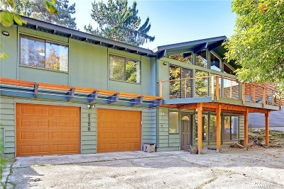 Seattle Single Family Home For Sale: 4129 Cheasty Blvd S