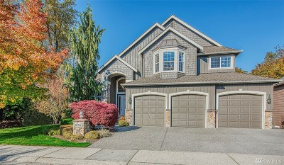 Sammamish Single Family Home For Sale: 25734 NE 4th Place