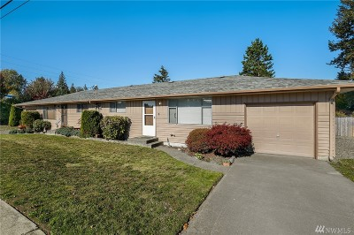 Everett Multi Family Home For Sale: 313 112th St SW #1 & 2