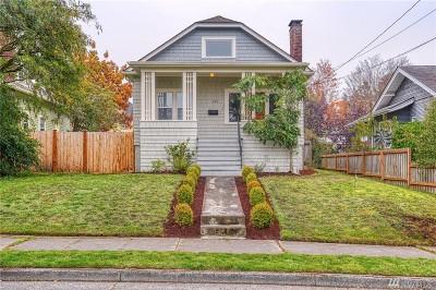 Mount Vernon Single Family Home For Sale: 202 Evergreen St