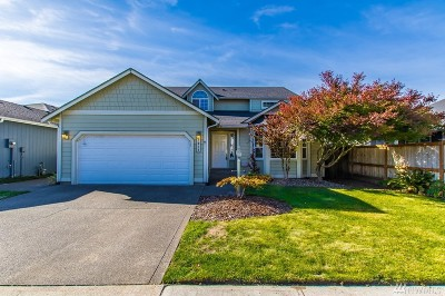 Tumwater Single Family Home For Sale: 7015 Mirasett St SW