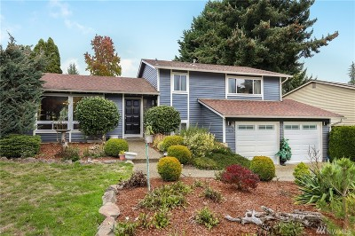 Kirkland Single Family Home For Sale: 10126 NE 141st Place