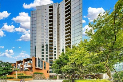 Condo/Townhouse Sold: 10650 NE 9th Place #1525