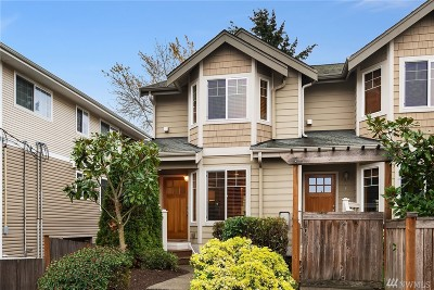 Seattle Condo/Townhouse For Sale: 9310 Stone Ave N #C