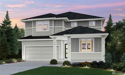Bonney Lake Single Family Home Contingent: 13215 179th Ave E #141