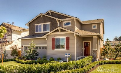 Bonney Lake Single Family Home For Sale: 13233 179th Ave E #144