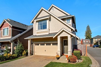 Lake Stevens Condo/Townhouse For Sale: 9217 1st Place SE