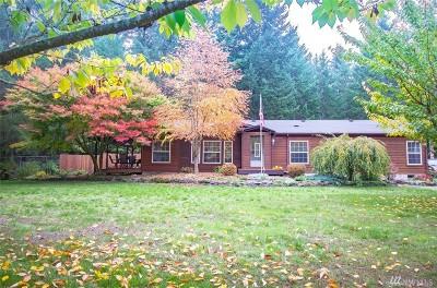 Mason County Single Family Home Sold: 51 E April Lane