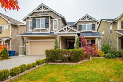 Mount Vernon Single Family Home Sold: 638 Panorama Ridge