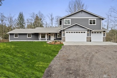 Woodinville Single Family Home For Sale: 5229 Maltby Rd