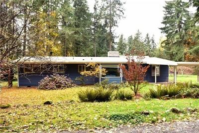 Single Family Home For Sale: 35625 34th Place S