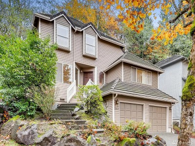 Redmond Single Family Home For Sale: 17406 NE 28th St