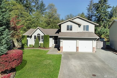 Puyallup Single Family Home For Sale: 16805 114th Av Ct E