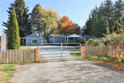 Sedro Woolley Single Family Home Sold: 910 Maple St